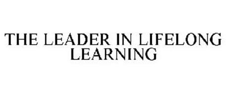 THE LEADER IN LIFELONG LEARNING