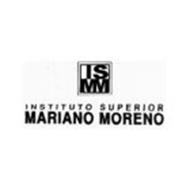 ISMM INSTITUTO SUPERIOR MARIANO MORENO