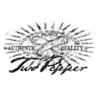 PICANTE AUTHENTIC QUALITY TWO PEPPER