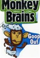 MONKEY BRAINS GOOP OUT