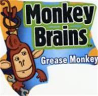 MONKEY BRAINS GREASE MONKEY