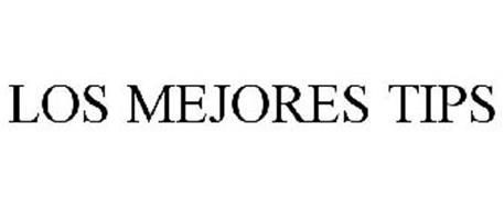 LOS MEJORES TIPS
