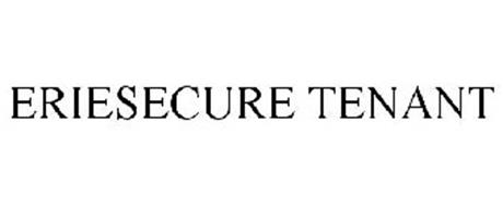 ERIESECURE TENANT