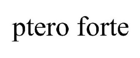 PTERO FORTE