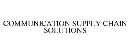 COMMUNICATION SUPPLY CHAIN SOLUTIONS