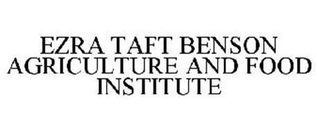 EZRA TAFT BENSON AGRICULTURE AND FOOD INSTITUTE