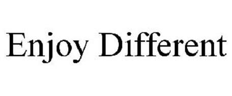 ENJOY DIFFERENT