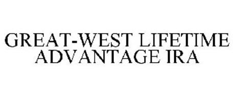GREAT-WEST LIFETIME ADVANTAGE IRA