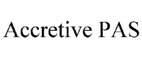 ACCRETIVE PAS
