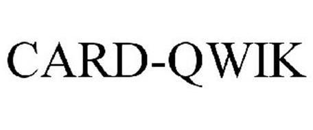 CARD-QWIK