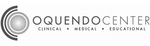 OQUENDOCENTER CLINICAL · MEDICAL · EDUCATIONAL