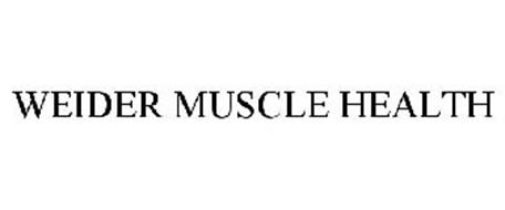 WEIDER MUSCLE HEALTH
