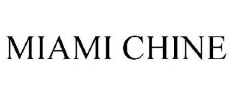 MIAMI CHINE