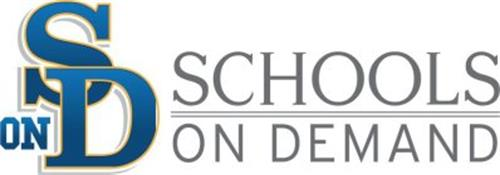 S ON D SCHOOLS ON DEMAND