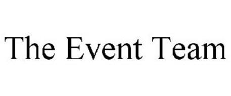 THE EVENT TEAM