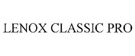 LENOX CLASSIC PRO