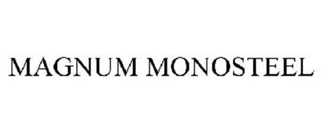 MAGNUM MONOSTEEL