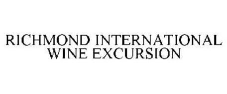 RICHMOND INTERNATIONAL WINE EXCURSION