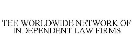THE WORLDWIDE NETWORK OF INDEPENDENT LAW FIRMS