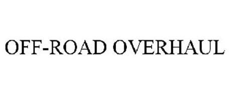 OFF-ROAD OVERHAUL