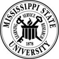 MISSISSIPPI STATE UNIVERSITY LEARNING SERVICE RESEARCH 1878