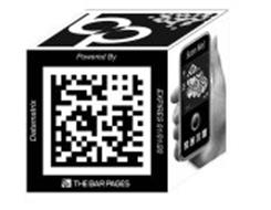 POWERED BY, DATAMATRIX, THE BAR PAGES, BP, EXPIRES 01/01/20 SCAN ME!