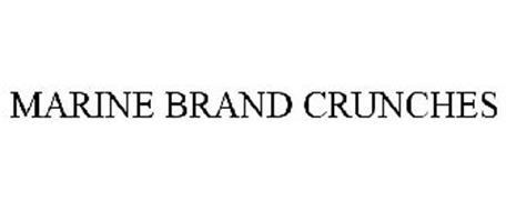 MARINE BRAND CRUNCHES
