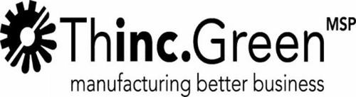THINC.GREEN MSP MANUFACTURING BETTER BUSINESS