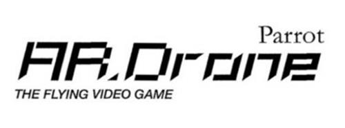 PARROT AR DRONE THE FLYING VIDEO GAME