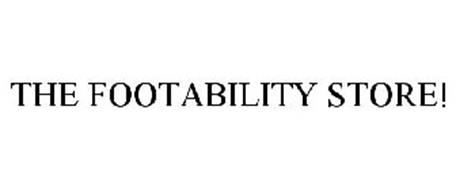 THE FOOTABILITY STORE!