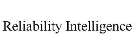 RELIABILITY INTELLIGENCE