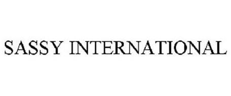 SASSY INTERNATIONAL