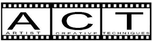 ACT ARTIST CREATIVE TECHNIQUES