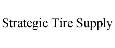 STRATEGIC TIRE SUPPLY