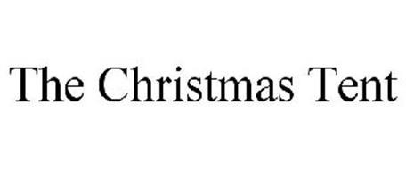 THE CHRISTMAS TENT