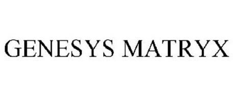 GENESYS MATRYX