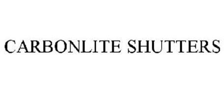 CARBONLITE SHUTTERS