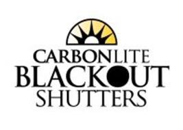 CARBONLITE BLACKOUT SHUTTERS