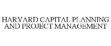 HARVARD  PLANNING & PROJECT MANAGEMENT