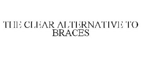 THE CLEAR ALTERNATIVE TO BRACES