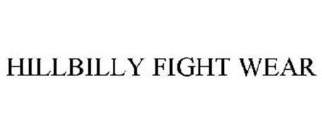 HILLBILLY FIGHT WEAR
