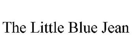 THE LITTLE BLUE JEAN