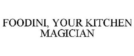 FOODINI, YOUR KITCHEN MAGICIAN