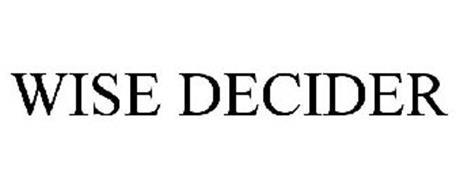 WISE DECIDER
