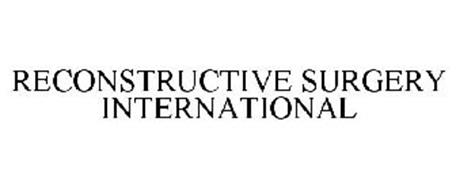 RECONSTRUCTIVE SURGERY INTERNATIONAL