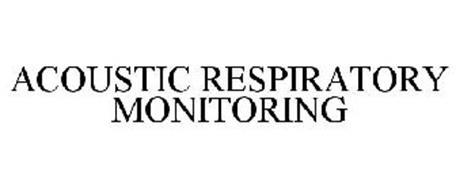 ACOUSTIC RESPIRATORY MONITORING