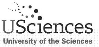 USCIENCES UNIVERSITY OF THE SCIENCES