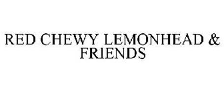 RED CHEWY LEMONHEAD & FRIENDS