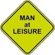 MAN AT LEISURE