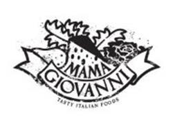 MAMA GIOVANNI TASTY ITALIAN FOODS